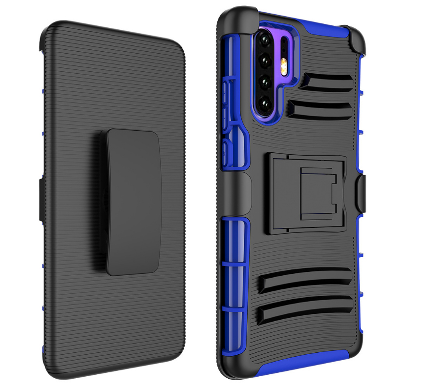 TPU case Huawei Mate 20 Pro P30 Pro Flip phone cover with stand