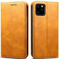 leather phone case for iphone 11 pro max Samsung Galaxy S10e S9 S10 plus