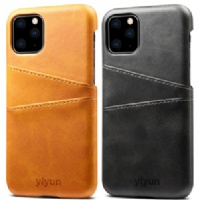 Hard Back Leather Case Slim Fit Protective Cover for iPhone 11 MAX Samsung S10 Huawei P20
