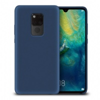 Silicone like Case Cover Huawei Mate 20 X silikon  case
