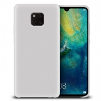 Hot sale Huawei Mate 20 Pro Silicone like Gel cases fitable to wireless charging