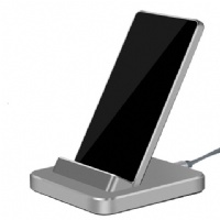 Wireless Charger 5V 9V fast Wireless Charging Stand Compatible with iPhone Samsung Xiaomi LG Huawei